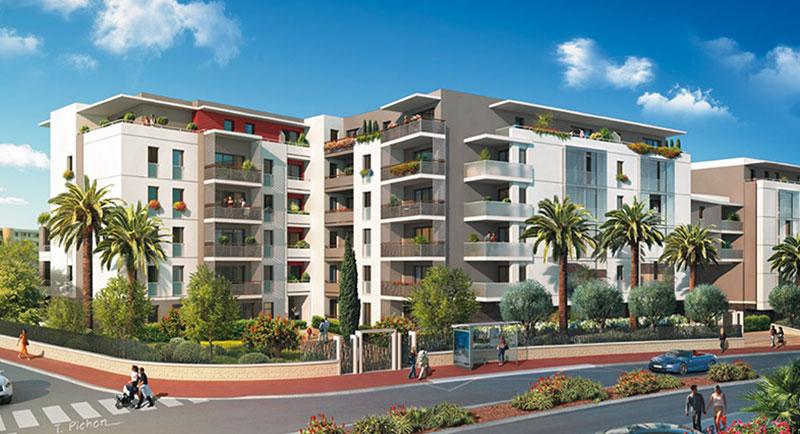 Riviera r sidences antibes nouvelle r sidence quelques pas du centre ville - Juan les pins cauchemar en cuisine ...