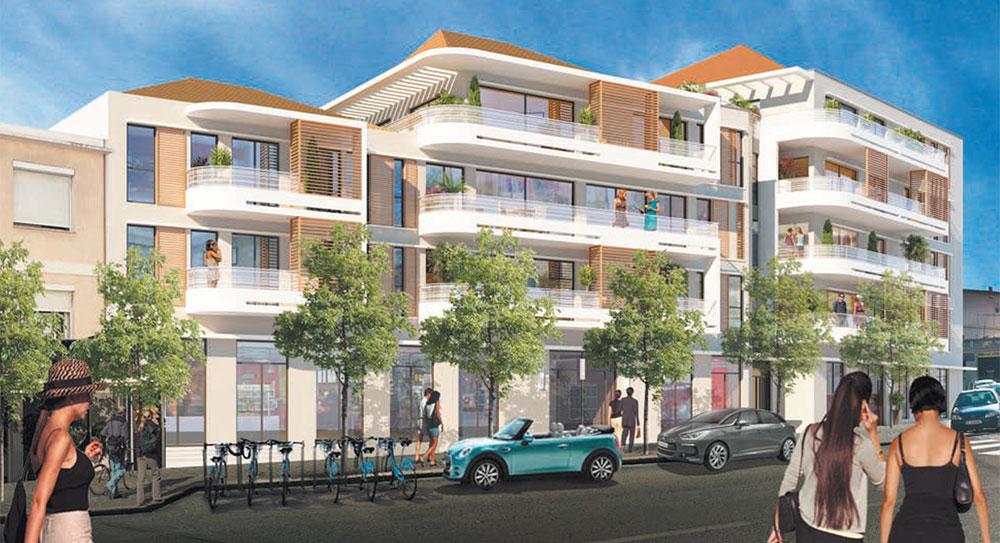 Riviera r sidences cannes magnifique appartement au - Decoration eclectique appartement centre ville floride ...