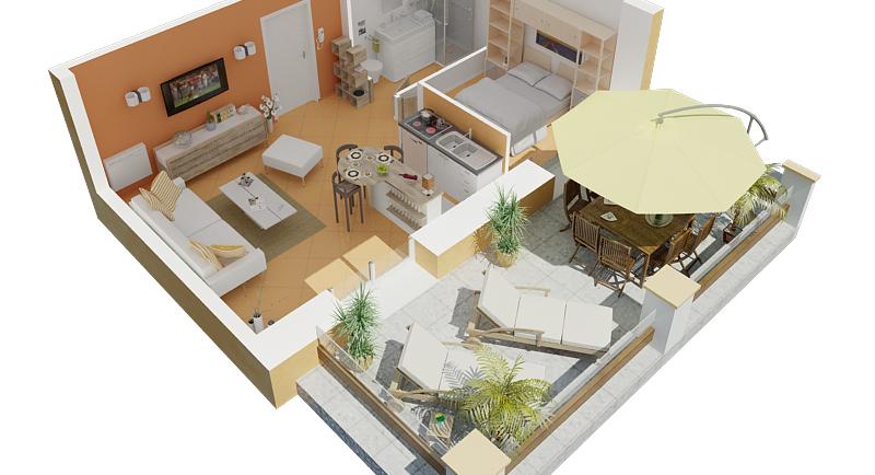 riviera r sidences les issambres une r sidence face la mer sur la c te m diterran enne au. Black Bedroom Furniture Sets. Home Design Ideas