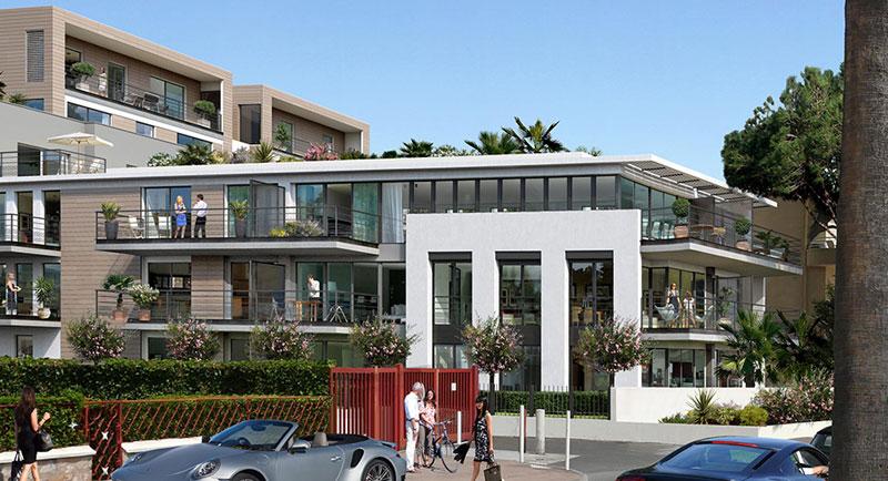 Riviera r sidences juan les pins bel apartment face la plage - Juan les pins cauchemar en cuisine ...