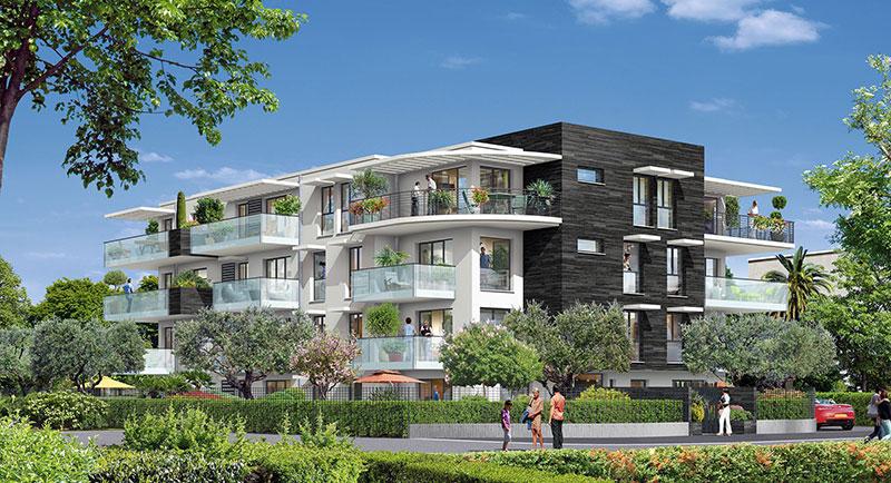 Riviera r sidences nice appartement au calm et tout for Achat maison nice cimiez