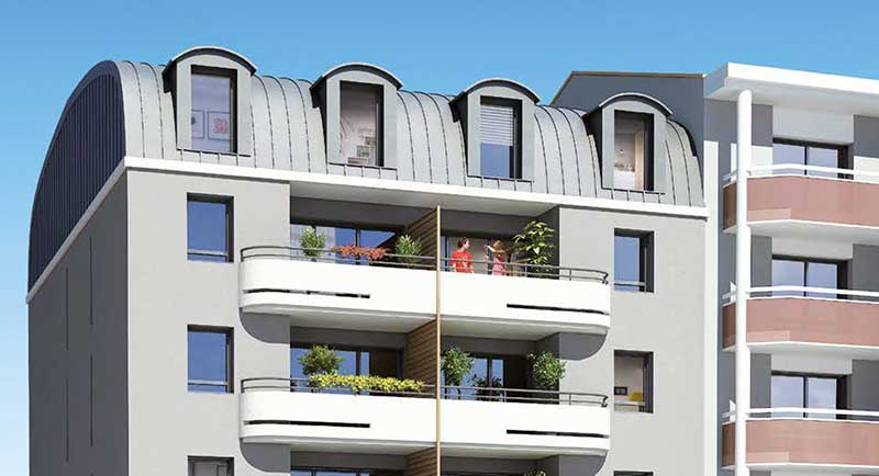 Riviera r sidences nice exceptionnel appartement au for Achat appartement neuf idf