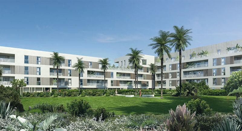 Riviera r sidences une belle r sidence proposant des - La contemporaine residence de plage las palmeras ...