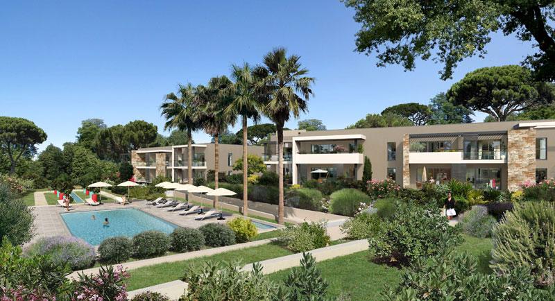 Riviera r sidences saint rapha l bel appartement au for Piscine saint raphael