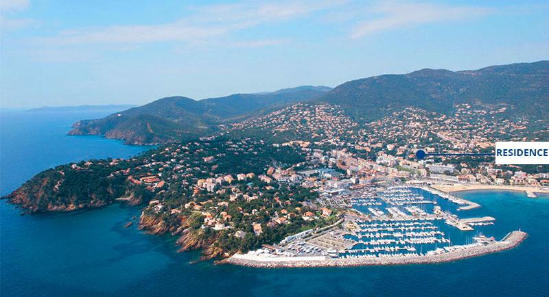 Riviera Residences Saint Tropez Cavalaire Trevlig Lagenhet
