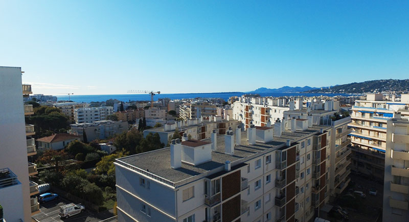 Juan les Pins - Beautiful apartment perfectly located close to the sea and the city center