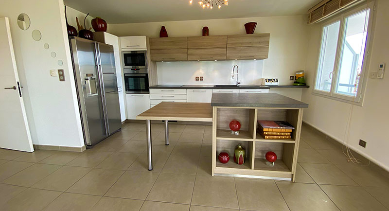 Juan les Pins - Nice apartment only 50m from the beach, in a residential area of Bijou Plage