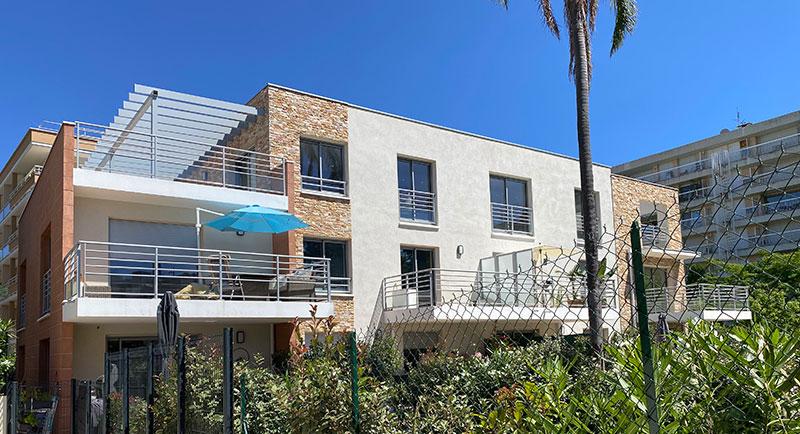 Juan les Pins - Piękne mieszkanie, jedynie 50 metrów od plaży, w renomowanej dzielnicy Bijou Plage