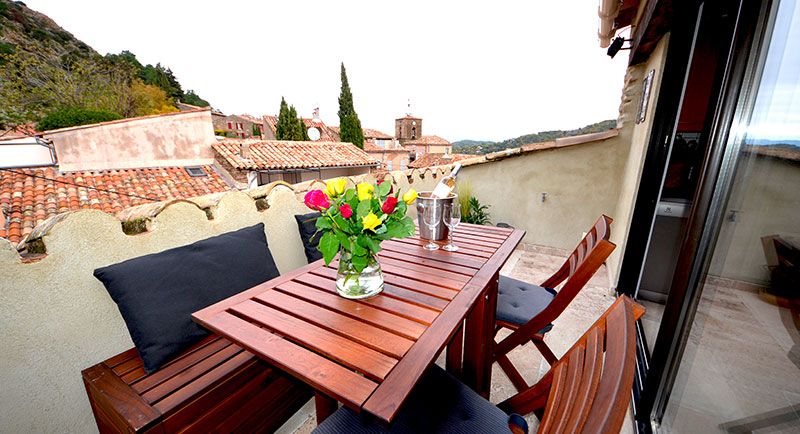 Garde-Freinet - Nice village house in the heart of Provence