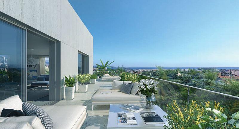 Saint Laurent du Var - Apartament in calm and residential area