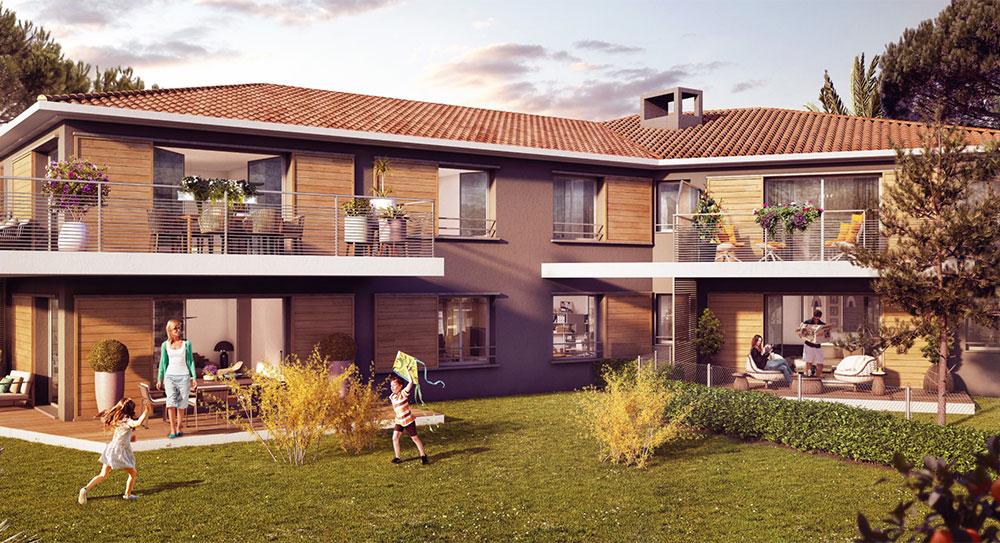Saint Raphael - Vacker lägenhet med terrass bara några steg från havet