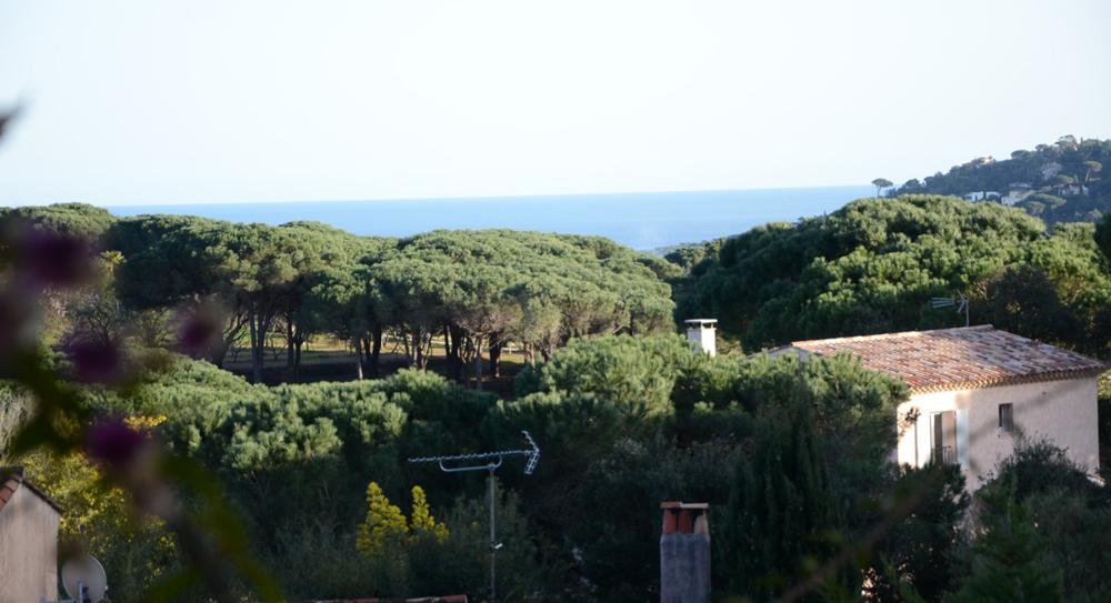 Sainte Maxime - Smuk provencalsk villa med havudsigt…