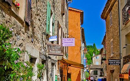 Valbonne - Le Rouret - Roquefort les Pins